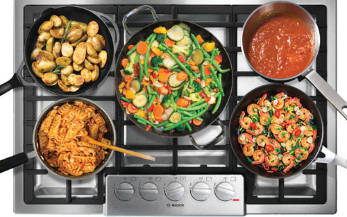 bosch benchmark high quality appliances