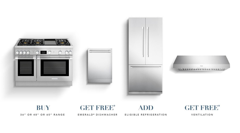 Thermador Ultimate Gift Rebate Big George S Home Appliance Mart Ann Arbor Mi