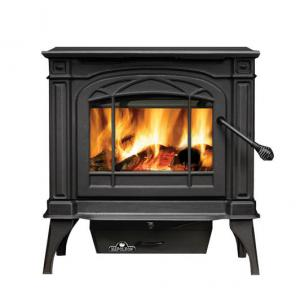 Napoleon FireplacesBanff Series Cast Iron Wood Burning Stove Black