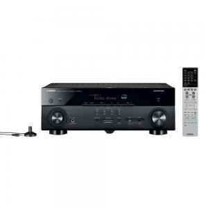 YamahaYAMAHA AVENTAGE RXA670BL 7.2 Ch Home Theater Receiver with Musicast multiroom support