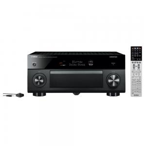 YamahaYAMAHA AVENTAGE RXA2070BL 9.2 Ch Network A/V Receiver with Dolby ATMOS and DTS:X
