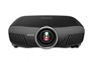 EpsonPro Cinema Projector with 4K Enhancement and HDR