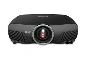 EpsonPro Cinema Projector with 4K Enhancement