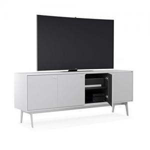 BDIFlo Media Center Smooth Satin White