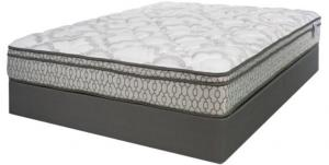 IAmericaMemorial II Euro Top Queen Mattress