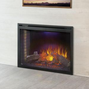 "Napoleon FireplacesAscent Series 40"" Electric Fireplace"