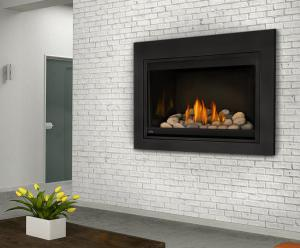 Napoleon FireplacesGrandville 36 Clean Face Direct Vent Millivolt Gas Fireplace