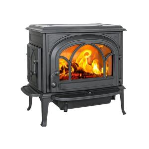 JotulOslo Clean Burning Wood Stove - Black Paint