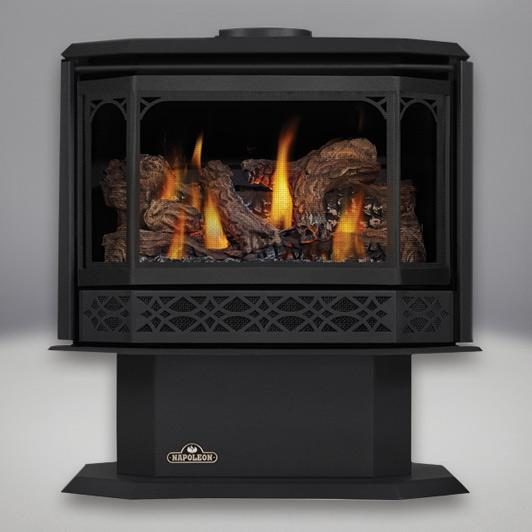 Gds50 1nsbnapoleon Fireplaces Havelock Direct Vent B Vent