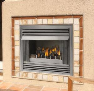 Outdoor Fireplaces | Outdoor | Fireplaces | Big George's Home ...