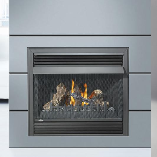 Gvf36 2nnapoleon Fireplaces Grandville Vent Free Natural