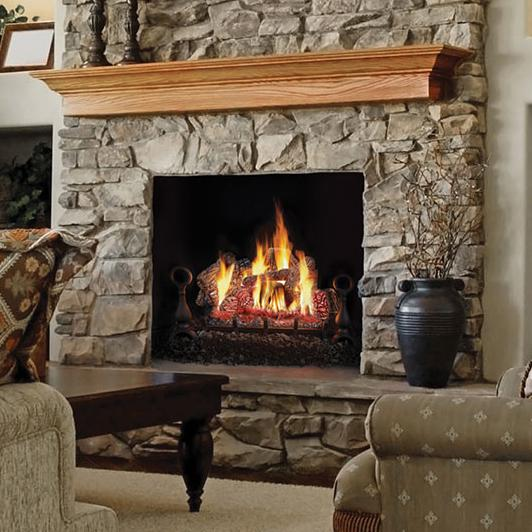 Gvfl30pnapoleon Fireplaces Fiberglow 30 Quot Vent Free Lp Gas