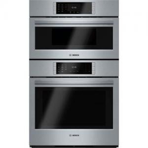 "Bosch Benchmark30"" Speed Combination Oven Stainless Steel"