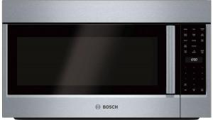 "Bosch Benchmark30"" Over-the-Range Convection Microwave Stainless Steel"