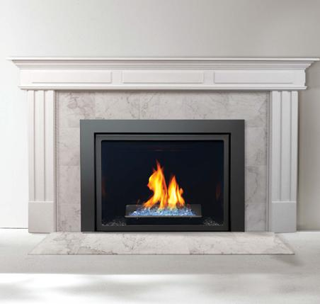 Idv26nmarquis Capella 26 Natural Gas Fireplace Insert Big