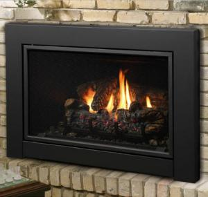 "MarquisCapella 33"" Natural Gas Fireplace Insert"
