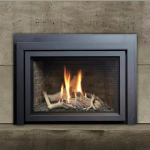 "MarquisCapri 34"" LP Gas Fireplace Insert"