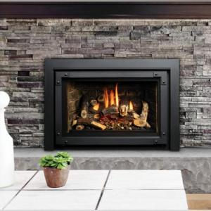 "MarquisCapri 44"" LP Gas Fireplace Insert"