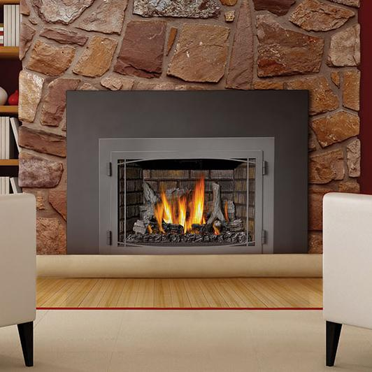Ir3n 1sbnapoleon Fireplaces Infared Series Direct Vent Gas
