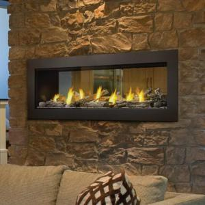 L50n2napoleon Fireplaces Acies 50 See Thru Linear Direct Vent