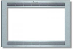 "Thermador30"" Microwave Stainless Steel Trim Kit"