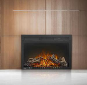 "Napoleon FireplacesCinema Series 27"" Built-In Electric Fireplace"