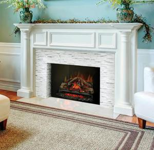 "Napoleon FireplacesWoodland Series 24"" Electric Log Set"