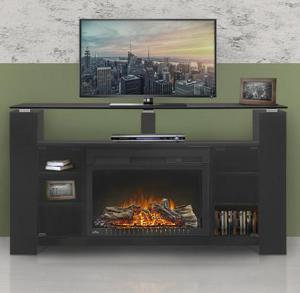 Napoleon FireplacesThe Foley Electric Fireplace Mantel Package