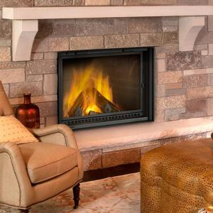 Napoleon FireplacesHigh Country 5000 Wood Burning Fireplace