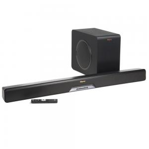 KlipschReference Powered Soundbar with 4K video Passthrough and Bluetooth