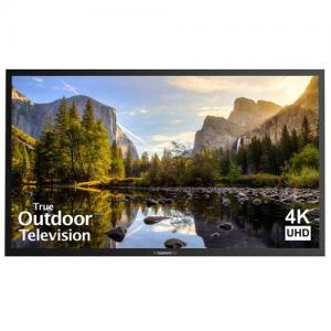 "SunBrite TV55"" Veranda Series Weatherproof Outdoor LED 4K Ultra HDTV Black"