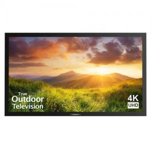 "SunBrite TV55"" Signature Series Weatherproof Outdoor LED 4K Ultra HDTV Black"