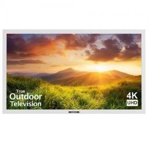 "SunBrite TV55"" Signature Series Weatherproof Outdoor LED 4K Ultra HDTV White"