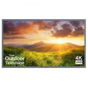 "SunBrite TV65"" Signature Series Weatherproof Outdoor LED 4K Ultra HDTV Silver"