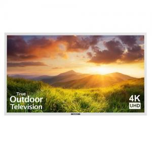 "SunBrite TV65"" Signature Series Weatherproof Outdoor LED 4K Ultra HDTV White"