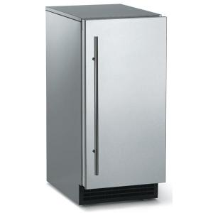 "Scotsman15"" Brilliance Undercounter Gourmet Ice Machine - Panel Ready"