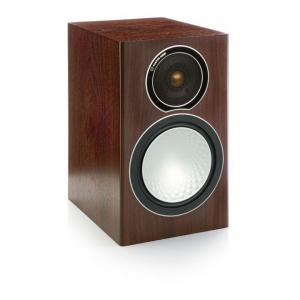 Monitor AudioMonitor Audio Silver 1 Bookshelf speakers (Walnut)