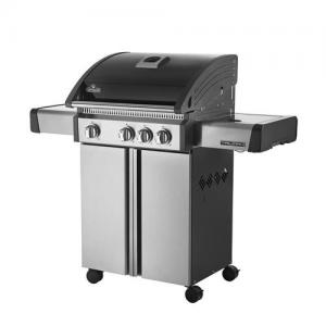 Napoleon GrillsTriumph 410 LP Gas Grill with Side Burner