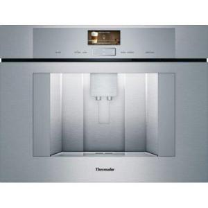 "Thermador24"" Built-In Coffee Machine Stainless Steel"