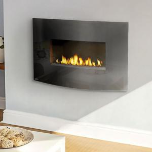 Napoleon FireplacesPlasmafire Vent Free Wall Hanging Natural Gas Fireplace