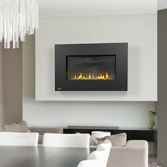 Whvf31nnapoleon Fireplaces Plasmafire Vent Free Wall Hanging Natural