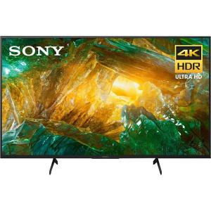 "SONY HDTV49"" Smart 4K LED TV with HDR"