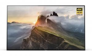 "Sony55"" Smart OLED 4K Ultra HDTV with HDR"