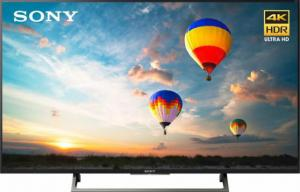 "Sony55"" 4K Ultra Smart HDTV with High Dynamic Range"