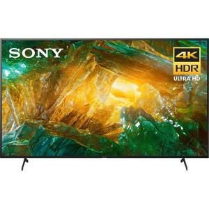 "SONY HDTV75"" Smart 4K LED TV with HDR"