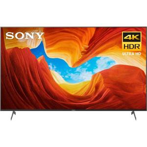 "SONY HDTV55"" 4K UHD Smart LED TV with HDR"
