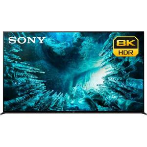 "SONY HDTV75""  8K Smart LED TV with HDR"