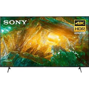 "SONY HDTV85"" 4K Smart LED TV with HDR"