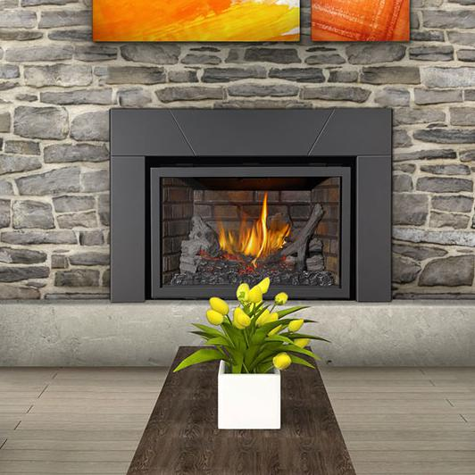 Xir3nsbnapoleon Fireplaces Infared Series Deluxe Direct Vent Gas