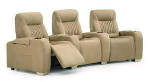 Palliser FurnitureAutobahn Style Theater Seating